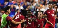 Сборная Португалии по футболу впервые в истории выиграла чемпионат Европы