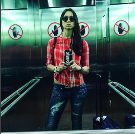 Все фото: https://www.instagram.com/samburskaya/.