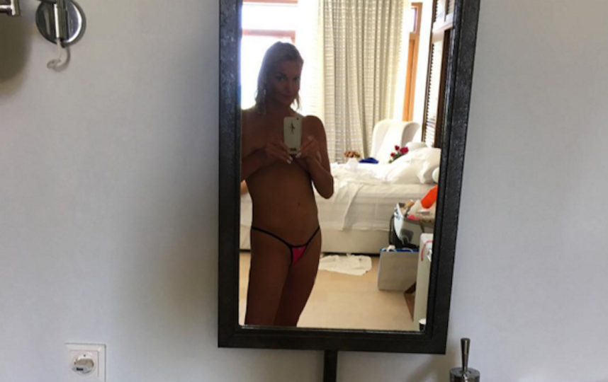 Instagram/Анастасия Волочкова.