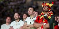 Германия-Франция 7 июля 2016: Голы, фанаты, фото