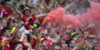 Матч Португалия-Уэльс: голы, фанаты, самые яркие фото
