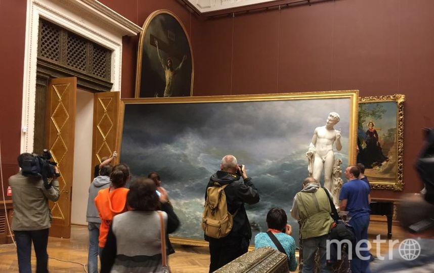 Русский музей.