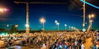 С 16 на 17 июля в Москве пройдёт юбилейная «Велоночь»