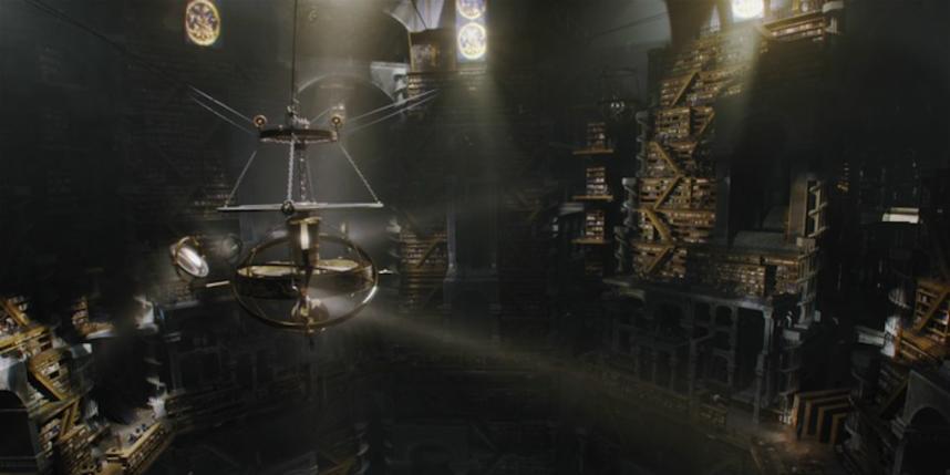 Скриншот кадра из сериала.