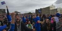 Англия-Исландия: Исландские болельщики празднуют победу и троллят англичан