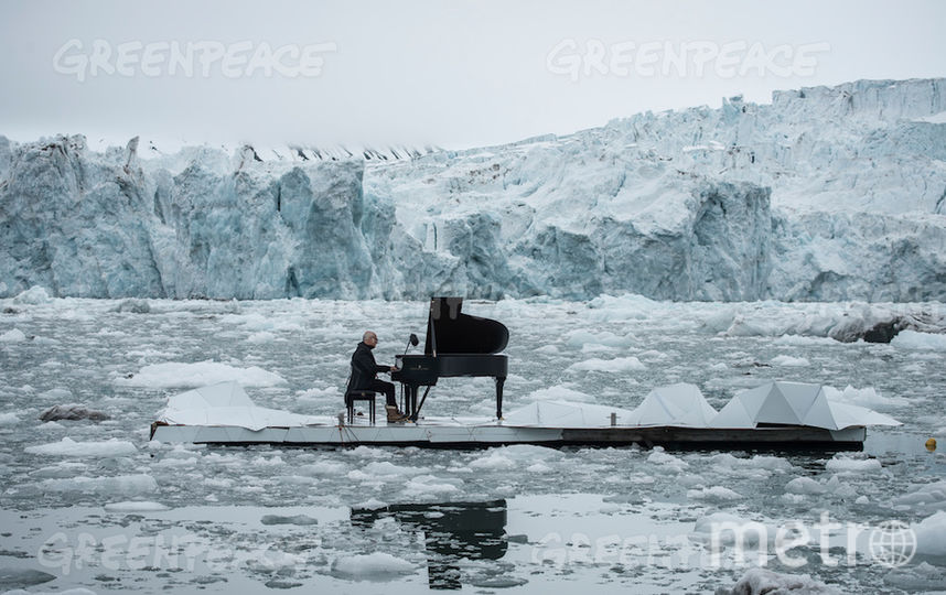 все фото - Green Peace.