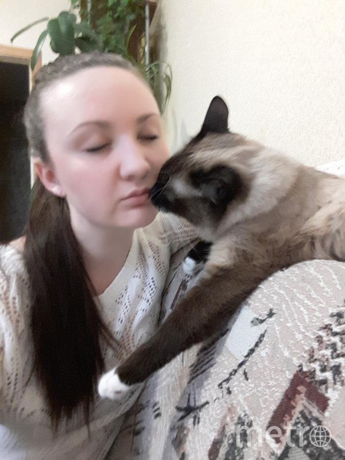 Ольга Парамонова.