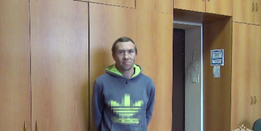 Скриншот с видео пресс-службы ГУ МВД России по Москве.