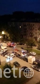 ГУ МЧС РФ по Санкт-Петербургу.
