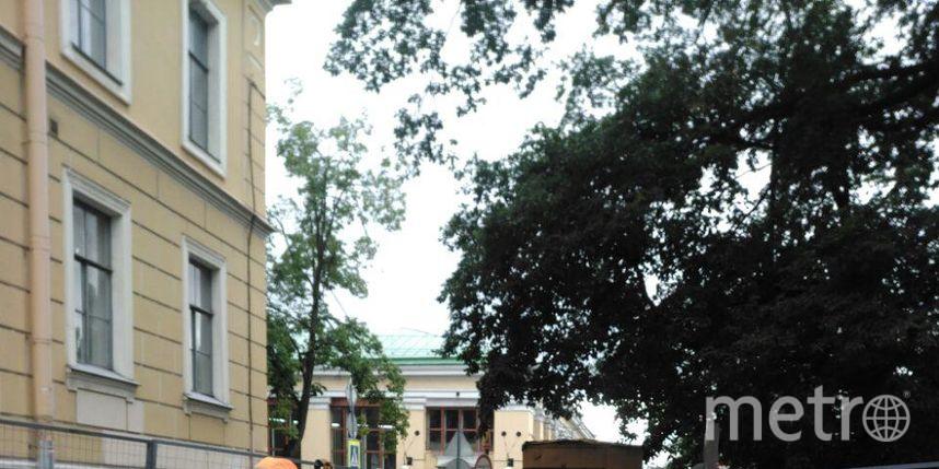 Управление информационного обеспечения деятельности МЧС России ГУ МЧС России по г. Санкт-Петербургу.