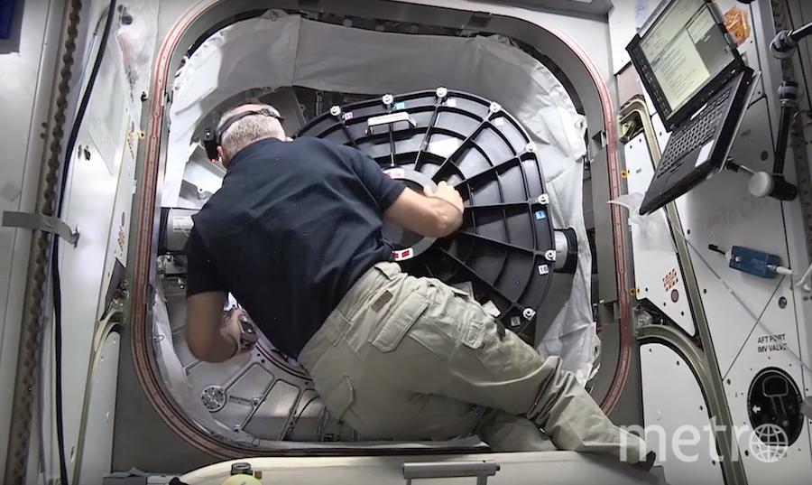 NASA / AFP.