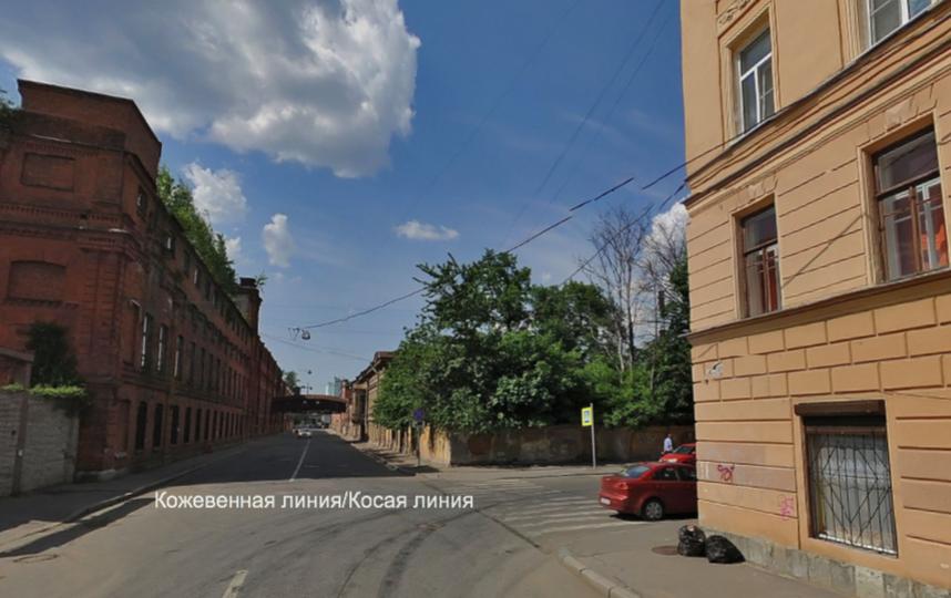 Скриншот Яндекс. Панорам .