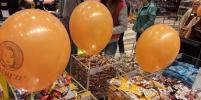 Москвичка выиграла годовой      запас шоколада в фирменном магазине «Алёнка»