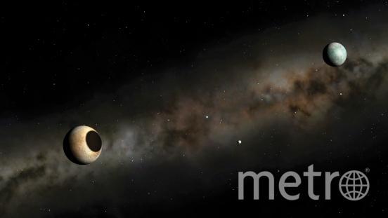 Две луны на небе: что это за явление и когда оно происходит новые фото