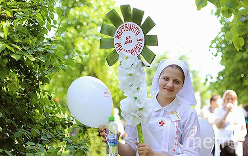 """Все предоставлены православной службой помощи """"Милосердие""""."""