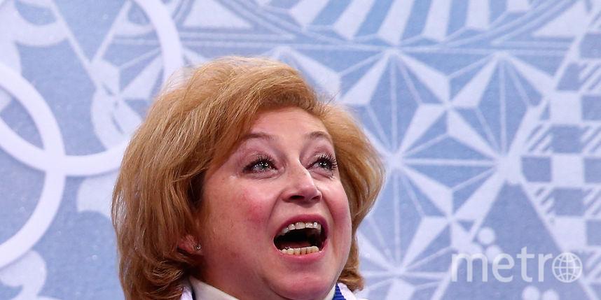Елена буянова тренер о ковтуне
