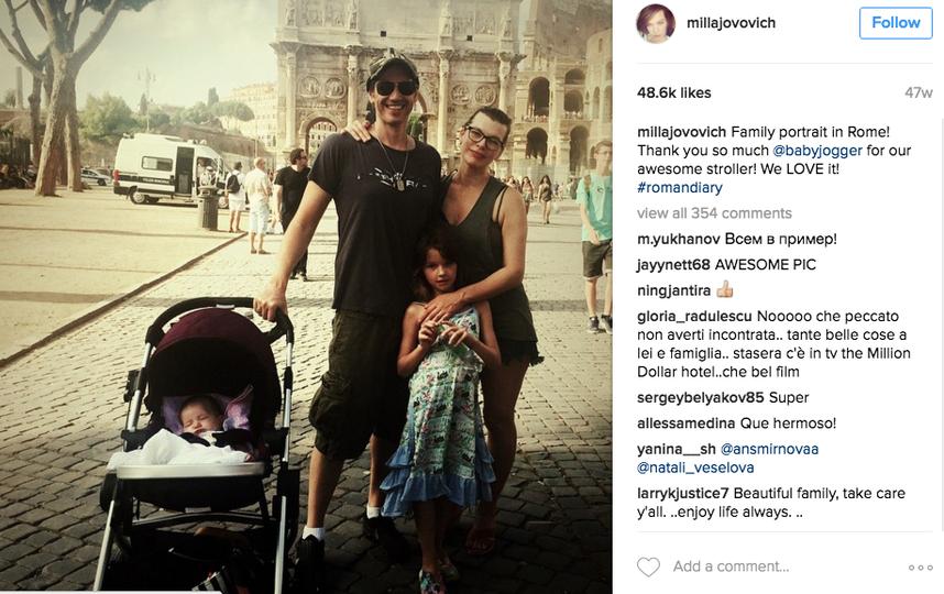 https://www.instagram.com/millajovovich/.