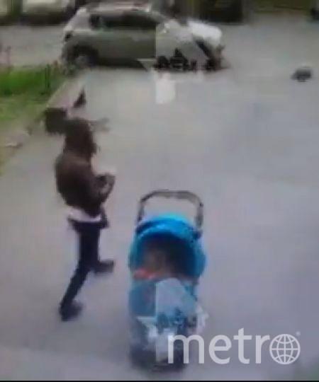 скрин-шот видео РЕН ТВ.