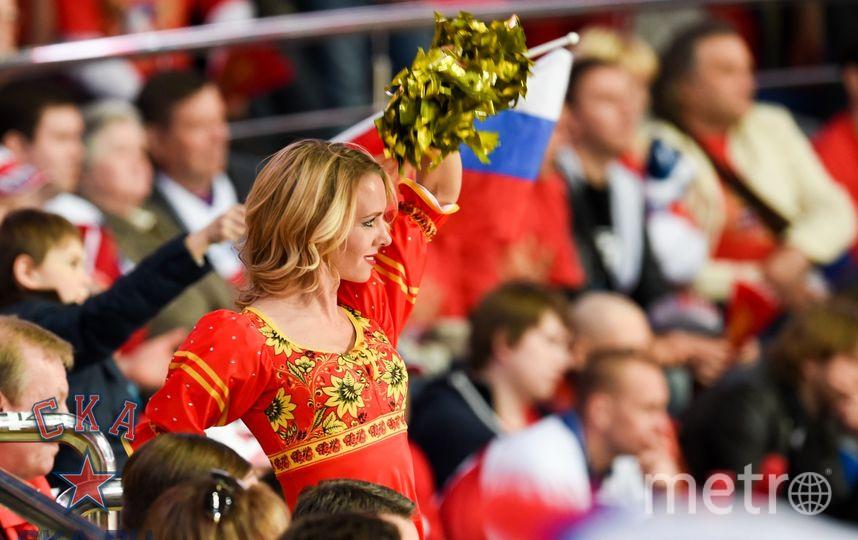 Предоставлено пресс-службой СКА http://www.ska.ru.