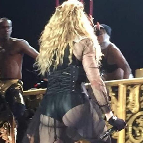 Instagram Мадонны.