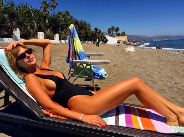 Instagram Натальи Чистяковой-Ионовой (Глюкоза).