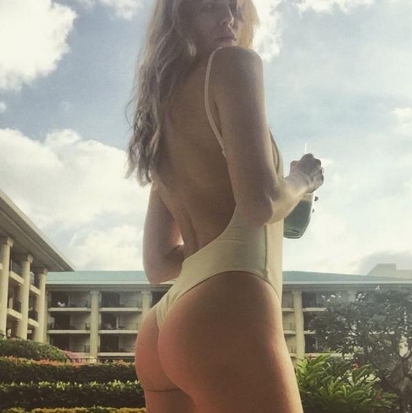 Instagram модели Марины Линчук.