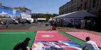 СМИ: Фан-зону ЧМ по хоккею в Петербурге закрыли из-за давки