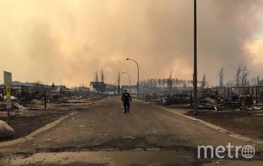 AFP PHOTO / ALBERTA RCMP/ HO.