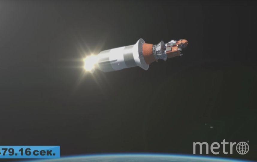 Скриншот Youtube-канала Роскосмоса .