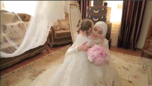 Скриншот видео из Instagram Рамзана Кадырова.