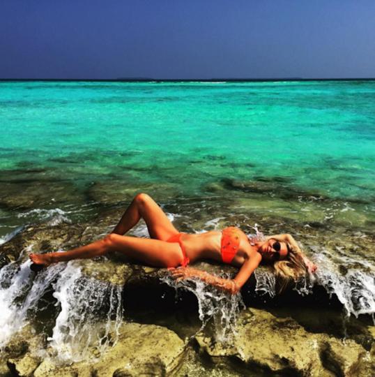 Instagram/Виктория Лопырева.