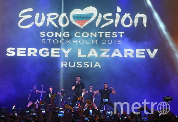Сергей Лазарев прокомментировал популярность собственной песни для «Евровидения-2016» убукмекеров