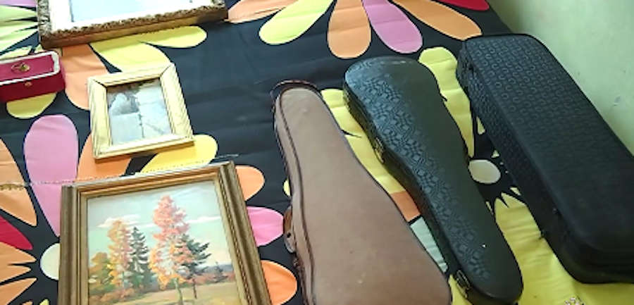 Скрин с видео ГУ МВД России по Москве.