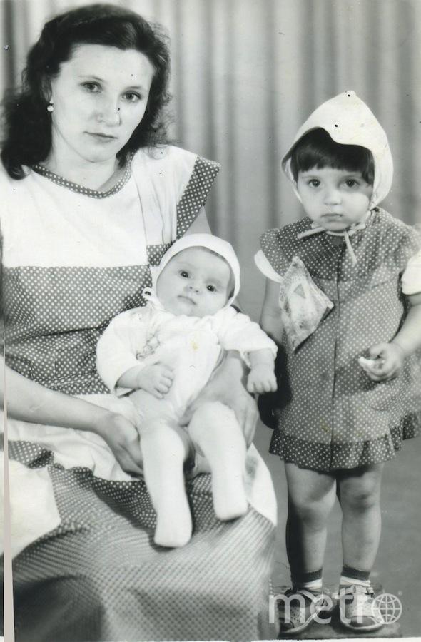 Фото из семейного архива генрих.