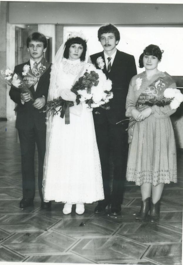 Фото из семейного архива.