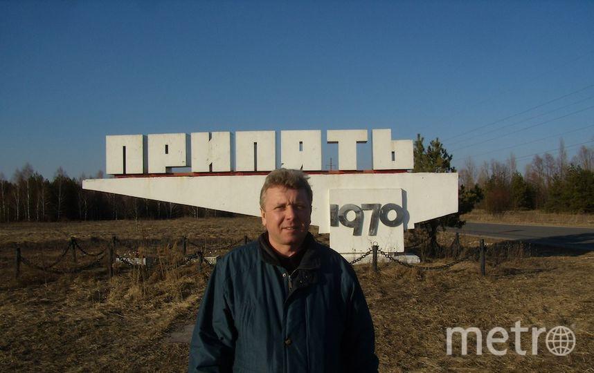 Фото из личного архива Олега Генриха.