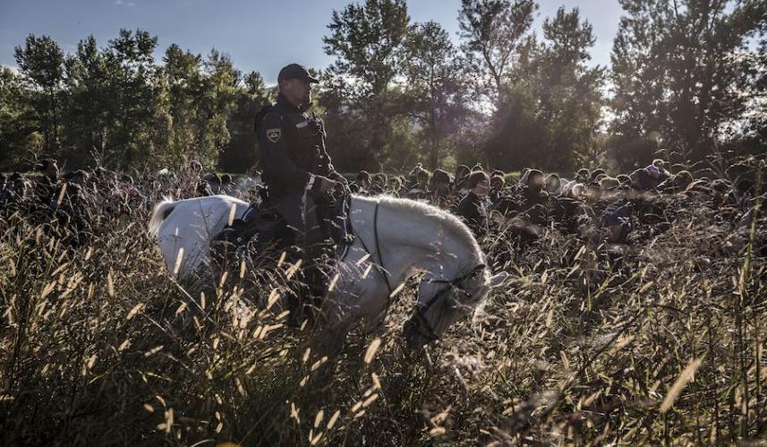 Фото: Sergey Ponomarev, for New York Times, предоставлено World Press Photo.