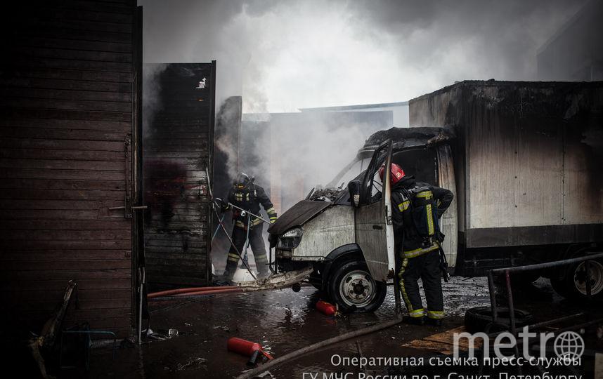 фото МЧС России ГУ МЧС России по г. Санкт-Петербургу.