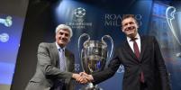 Жеребьёвка полуфинала Лиги чемпионов: команды узнали своих соперников
