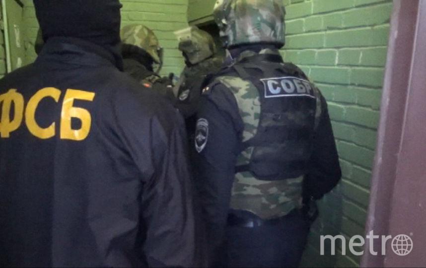 предоставлены ФСБ Петербурга - все .