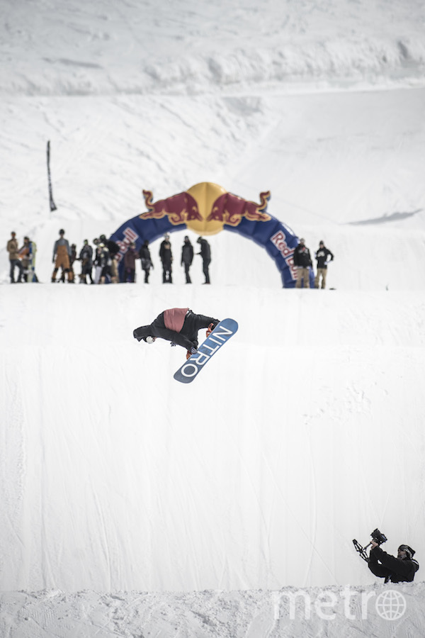 Это и последующие фото предоставлены Red Bull, Данил Колодин.