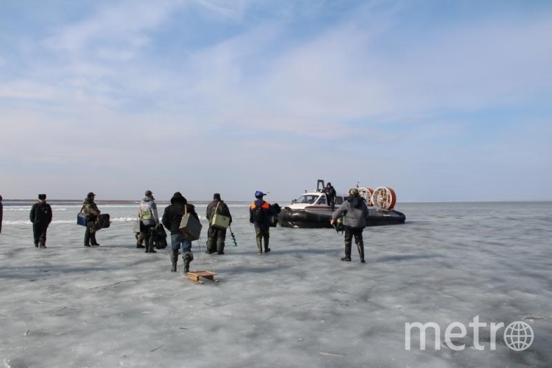 пресс-служба ГУ МЧС России по Ленинградской области.