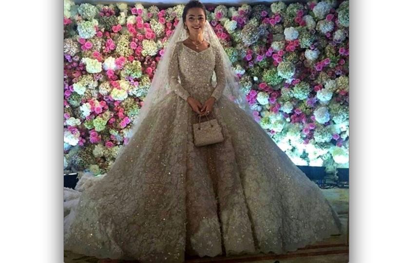 Все фото: Instagram/gucerievi_wedding.