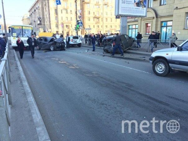 ДТП и ЧП | Санкт-Петербург |  http://vk.com/spb_today.