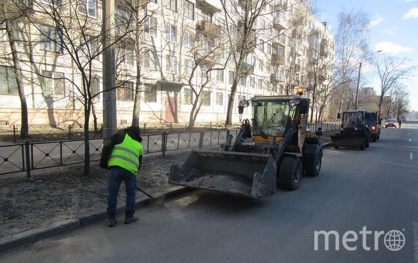 Комитет по благоустройству Петербурга.
