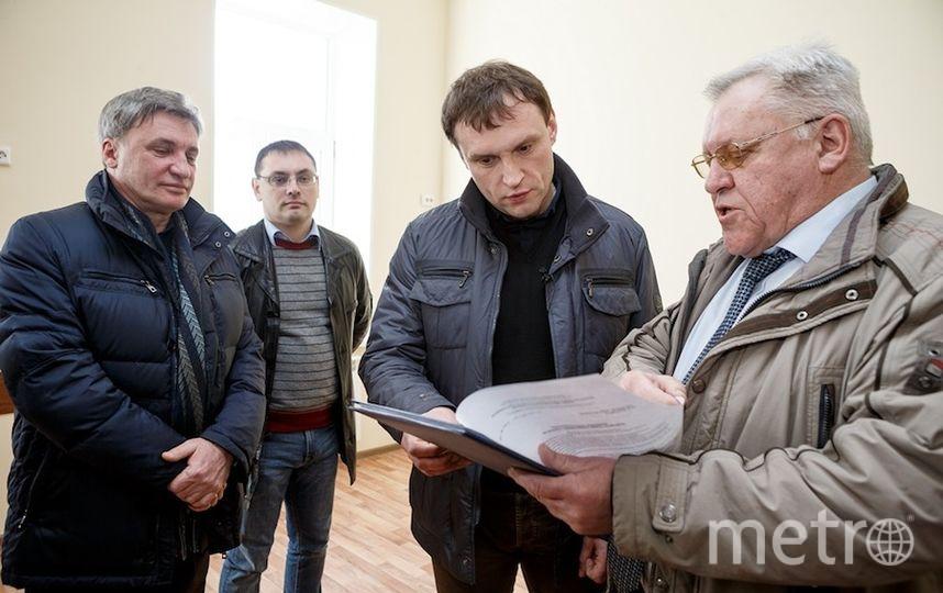 Предоставлено пресс-службой главы Сергиево-Посадского районаПодмосковья Сергей Пахомова.