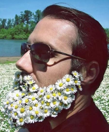 https://www.instagram.com/explore/tags/flowerbeard/.