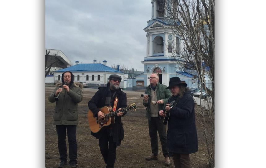 Все фото: Instagram Бориса Гребенщикова.