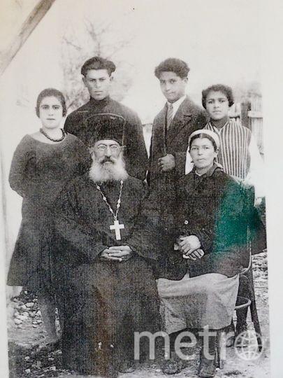 архив семьи Каракозовых.