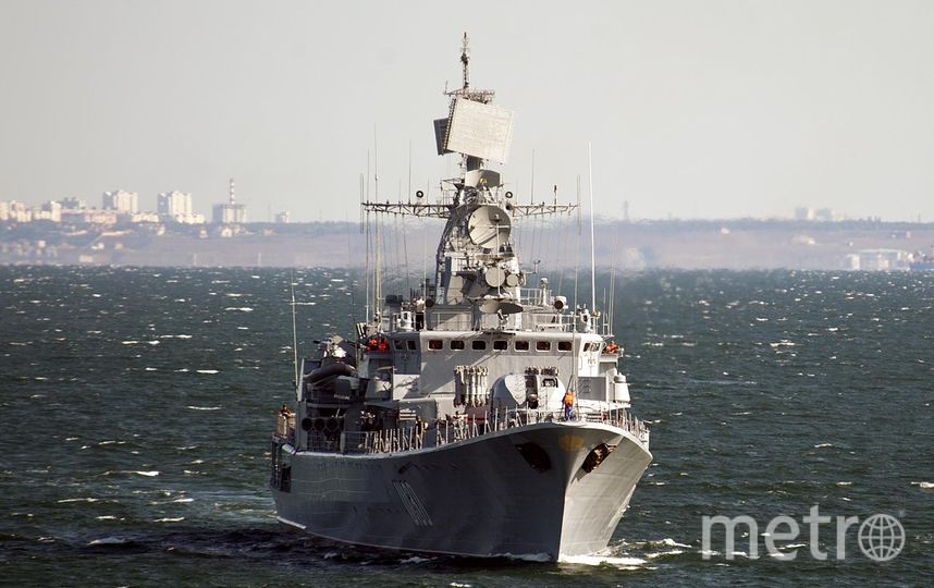 Wikipedia/U.S.Navy by MC2 William Jamieson.